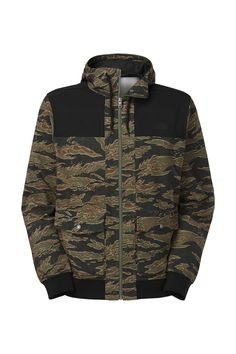 cd5000a681 The North Face Men's Sierra Park Hoodie. Charge the pipe on mild days, or
