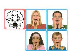 Material de Isaac para Educacion Especial: EMOCIONES ( fichas para descargar)