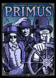 #Primus