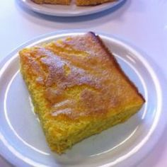Pan de elote fácil @ allrecipes.com.mx