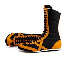 Hufflepuff Quidditch Shoes 2  by MUNICH