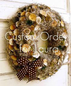 Custom Order for Laura by MelissaJillBarber on Etsy