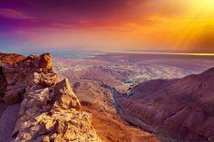 Rundreise durch den Süden Israels: 10 Tage inkl. Flügen, Mietwagen & Hotels ab 469€