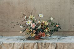 5 Unique Flower Arrangements, No Vase Required Photos | Architectural Digest
