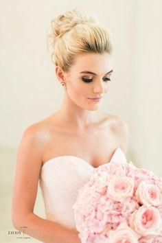 Pink Hydrangea Centerpieces, Pink Hydrangea Wedding, Wedding Flowers, Wedding Bouquets, Wedding Dresses, Flower Ball, Event Company, Wedding Table, Pink Flowers
