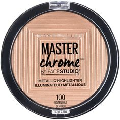 Maybelline Studio Master Chrome Metallic Highlighter