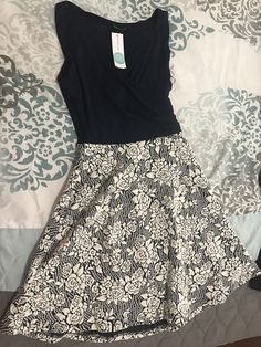 My April 2017 Stitch Fix review. Gorgeous floral dress. Haven't tried Stitch Fix? JOIN NOW! Just click pin to begin... #sponsored