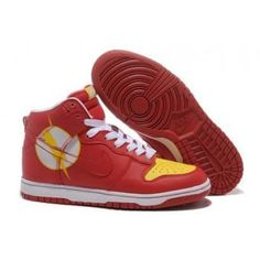 Flash Gordan shoes!! FLASH ahhhhhhh, saver of the universe!!!