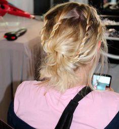 Az 20 Legjobb Kép Az Babyliss Twist Secret Táblán Plait Hair