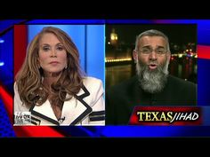 SlantRight 2.0: Pamela Geller vs Imam Anjem Choudary on Fox News, Hannity: 'You Want Her To Die!' Last night the psycho-Imam from the UK was on Hannity to debate Pamela Geller on if she should die or not for exercising her First Amendment right of Free Speech. Choudary felt Geller should be judged and held accountable according to Sharia Law for organizing the Mo Cartoon Contest.