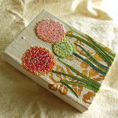 Allium Flora blank book/journal | Flickr - Photo Sharing!