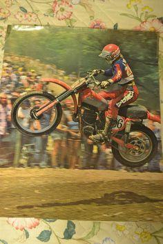 1976- Honda Poster