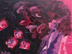 RiccHi dentro - Olio su tela - 60×80 cm - 2011