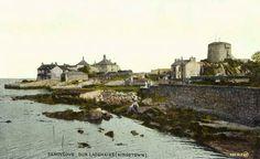 Postcard Sandycove (Kingstown)