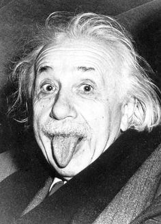"""""""Two things are infinite: the universe and human stupidity; and I'm not sure about the universe."""" ― Albert Einstein quote"""