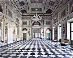 Massimo Listri - Palazzo Ducale di Massa | From a unique collection of color photography at https://www.1stdibs.com/art/photography/color-photography/