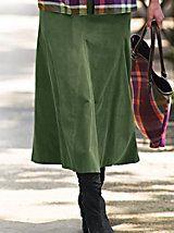 Two Twenty® Corduroy Skirt | Outlet