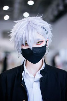 Image about hair in Cosplay/Costumes by Luna on We Heart It Fran Cosplay, Male Cosplay, Cosplay Outfits, Best Cosplay, Cosplay Costumes, Anime Cosplay Makeup, Cosplay Makeup Tutorial, Anime Eye Makeup, Super Heroine