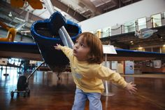 Jojo Mommy | A visit to the Frontiers of Flight Museum