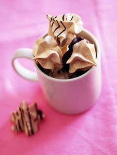 ... Meringues & Macarons on Pinterest | Meringue Cookies, Meringue and
