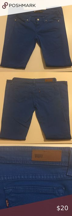 Shop Women's Levi's Blue size 27 Skinny at a discounted price at Poshmark. Description: Demi Curve Low Rise Skinny Size Sold by Fast delivery, full service customer support. Plus Fashion, Fashion Tips, Fashion Design, Fashion Trends, Levis Skinny Jeans, Cobalt Blue, Closet, Collection, Women