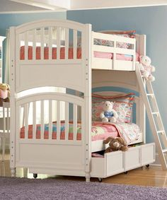Vanilla Pawsitively Yours Bunk Bed