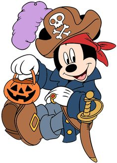Halloween themed images of Mickey and Minnie Mouse, Donald and Daisy Duck, Pluto, Goofy and other Disney characters. Disney Halloween, Mickey Mouse Halloween, Halloween Clipart, Halloween Drawings, Halloween Images, Halloween Stuff, Mickey Mouse Clipart, Minnie Mouse, Mickey Mouse Images