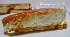 Pecados no prato: Cheesecake de caramelo