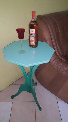pedestal coffee table