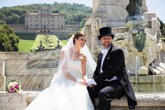 Wedding photography from #Frascati (Rome) Italy. Picture by Andrea Matone photographer.