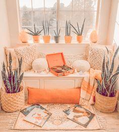Cute Bedroom Decor, Bedroom Decor For Teen Girls, Room Ideas Bedroom, Bedroom Furniture, Passion Deco, Aesthetic Room Decor, Cozy Room, Dream Rooms, My New Room