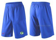 http://www.xjersey.com/nike-nfl-packers-blue-shorts2.html Only$31.00 #NIKE NFL PACKERS BLUE SHORTS2 Free Shipping!