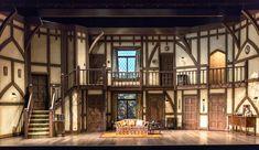 Noises Off. Broadway - Noises Off. Scenic design by Derek McLane. Stage Set Design, Set Design Theatre, Dark Fantasy Art, Royal Ballet, 3d Architecture, Theater, Broadway, Tv Decor, Scenic Design