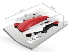 simtoo-foldable-(1) Foldable Drone, Office Supplies, Drones