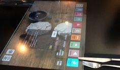 Noleggio e-table Tavolo touch screen   #noleggiooperativo #touchscreen #tavolo #table #ristorante #restaurant #pub #fastrentmoney #restaurantmarketing #marketing #dinner #lunch #happyhour