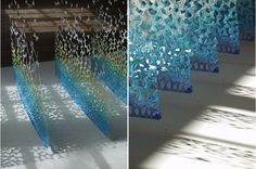 Ethereal Tracing Paper Installations Suspended in Mid-Air - My Modern Metropolis