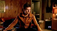 Legion- Dan Stevens as David Haller