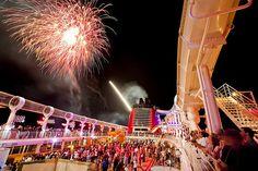 Winter Travel Destinations Great Escapes| Serafini Amelia |Disney Cruise Line (Dream) - Castaway Cay and Nassau, Bahamas | Pirate Party |