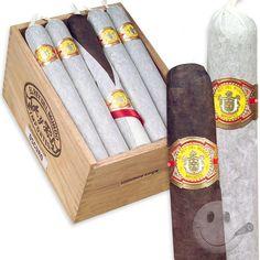 El Rey Del Mundo - Cigars International - love them ... we call them tampons!