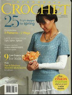 Interweave Crochet Spring 2011