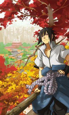 Uchiha Sasuke | Naruto Shippuuden #anime