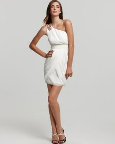 rehearsal dinner dresses for the bride | Found on bloomingdales.com