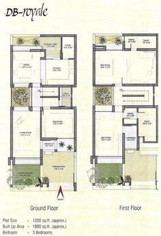1200sq Ft House Plans, Cottage Style House Plans, House Layout Plans, Dream House Plans, Modern House Plans, Small House Plans, House Layouts, Cabin Plans, House 2