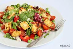 Tofu, Kung Pao Chicken, Potato Salad, Potatoes, Meals, Vegan, Healthy, Ethnic Recipes, Fitness