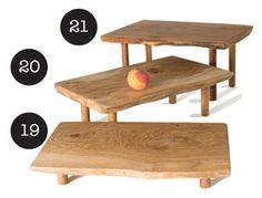 Display tables 30cm x 22cm  {19} Low 5cm high  {20} Med 12cm high &nbsp…