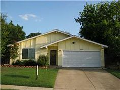 New Listing in Carrollton $85,000 3 bed/2 ba 1570 sq ft MLS: 12000276  Call 972-665-9767 for a showing!