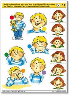 Brain Activities, Toddler Activities, Autism Classroom, Speech Therapy, Perception, Playroom, Preschool, Teaching, Feelings