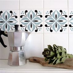 Tile Tattoos & More Removable Tile Decals — Roundup