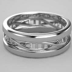 White gold Wedding band #welovejewellery #jewellerymonthly