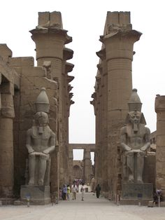 Egypt - Luxor Temple | Flickr.com